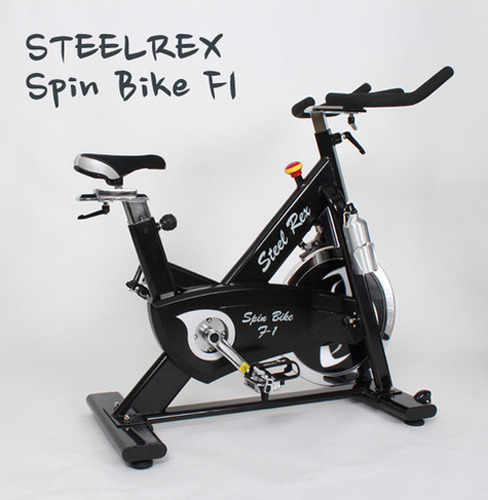 [375] STEELREX Spin Bike F1